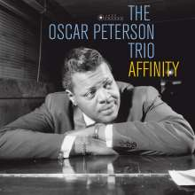 Oscar Peterson (1925-2007): Affinity (180g) (Limited Edition), LP