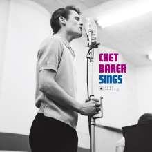 Chet Baker (1929-1988): Chet Baker Sings (180g) (Limited-Edition), LP