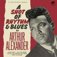"Arthur Alexander: A Shot Of Rhythm & Blues EP, Single 7"""