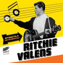 Ritchie Valens: Strictly Instrumental, Single 7""