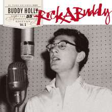 Buddy Holly: Rock A Buddy - Special 55th Anniversary Edition Vol. 1 (33 RPM), Single 7""