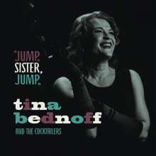Tina Bednoff: Jump, Sister, Jump, CD