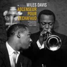 Miles Davis (1926-1991): Ascenseur Pour L' Echafaud (180g) (Limited Edition), LP