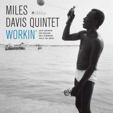 Miles Davis (1926-1991): Workin' (180g) (Limited-Edition), LP