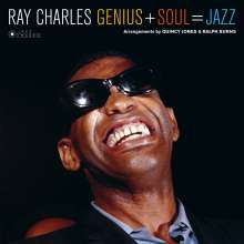 Ray Charles: Genius + Soul = Jazz (180g) (Limited Edition), LP