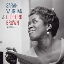 Sarah Vaughan (1924-1990): & Clifford Brown (180g) (Limited-Edition), LP