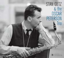 Stan Getz (1927-1991): Stan Getz & The Oscar Peterson Trio (180g) (Limited-Edition), LP