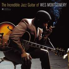 Wes Montgomery (1925-1968): The Incredible Jazz Guitar (180g) (Limited Edition), LP