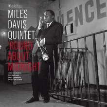 Miles Davis (1926-1991): 'Round About Midnight (Jean-Pierre Leloir Collection), CD