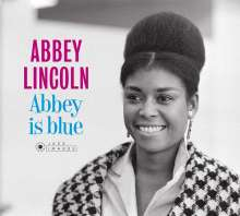 Abbey Lincoln (1930-2010): Abbey Is Blue / Straight Ahead (Jazz Images), CD