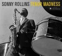 Sonny Rollins (geb. 1930): Tenor Madness (Jazz Images) (Jean-Pierre Leloir Collection), CD