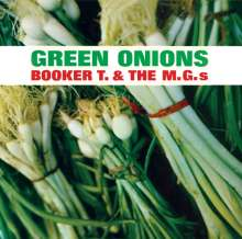 Booker T. & The MGs: Green Onions (Limited-Edition), CD
