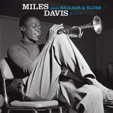 Miles Davis (1926-1991): Ballads And Blues (remastered) (180g) (Limited-Edition), LP