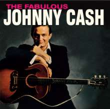 Johnny Cash: The Fabulous Johnny Cash / Johnny Cash With His Hot And Blue Guitar, CD
