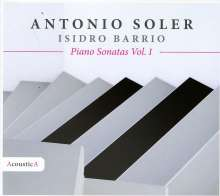 Antonio Soler (1729-1783): Klaviersonaten Vol.1, CD