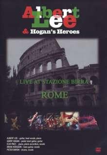 Albert Lee: Live At Stazione Birra, Rome, DVD