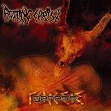 Rotting Christ: Genesis (Limited Numbered Edition) (Orange Crush Vinyl), 2 LPs