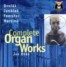 Jan Hora,Orgel, CD