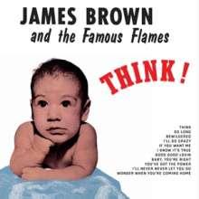 James Brown: Think! (remastered) (180g), LP