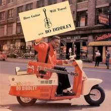 Bo Diddley: Have Guitar Will Travel (remastered) (180g), LP