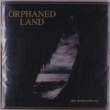 Orphaned Land: The Beloved's Cry (Gold W/ Black Splatter Vinyl), LP