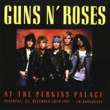 Guns N' Roses: At The Perkins Palace Pasadena 1987, CD