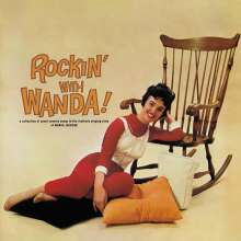 Wanda Jackson: Rockin' With Wanda (remastered) (180g), LP