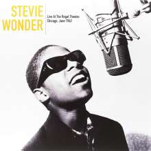 Stevie Wonder (geb. 1950): Live At The Regal Theater, Chicago, June 1962 (Limited Edition), LP