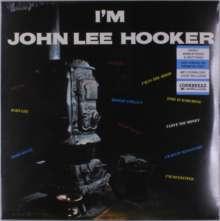 John Lee Hooker: I'm John Lee Hooker (remastered) (180g), LP