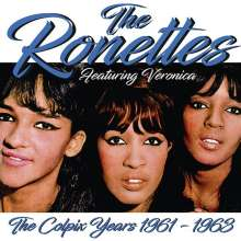 The Ronettes: The Colpix Years (1961-1963) (remastered) (180g), LP