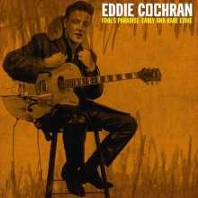 Eddie Cochran: Fool's Paradise: Early And Rare Eddie, LP