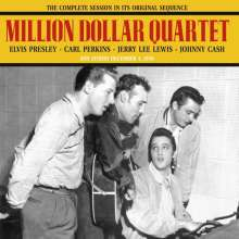 Million Dollar Quartet: The Million Dollar Quartet, LP