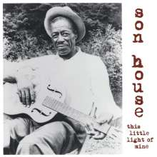 """Eddie James """"Son"""" House: This Little Light Of Mine (Limited-Edition), LP"""