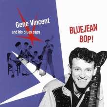Gene Vincent: Bluejean Bop! (Limited-Edition), LP