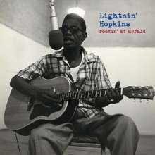 Sam Lightnin' Hopkins: Rockin' At Herald, LP