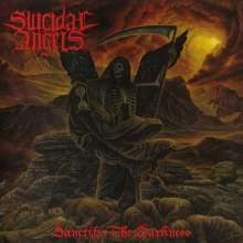 Suicidal Angels: Sanctify The Darkness (Limited-Edition) (Orange Vinyl), LP