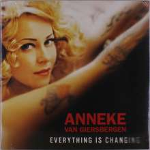 Anneke Van Giersbergen: Everything Is Changing, LP