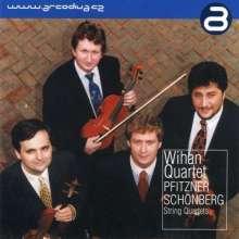Hans Pfitzner (1869-1949): Streichquartett op.36, CD