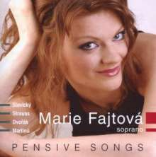 Marie Fajtova - Pensive Songs, CD