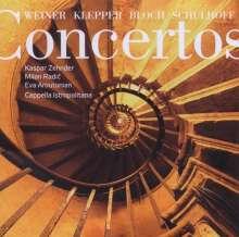 Concertos - Konzerte mit Flöte, CD