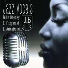 Jazz Vocals, CD