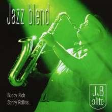 Buddy Rich (1917-1987): Jazz Blend, CD