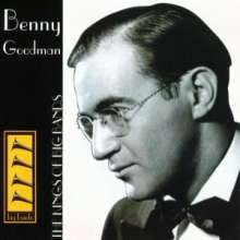 Benny Goodman (1909-1986): Benny Goodman, CD