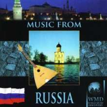 Golden Ring Ensemble: Music From Russia, CD