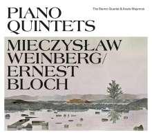 Mieczyslaw Weinberg (1919-1996): Klavierquintett op.18, CD