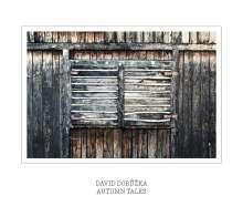 David Dorůžka: Autumn Tales, CD