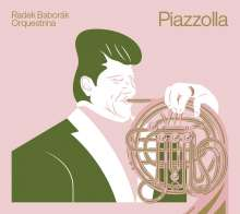 Astor Piazzolla (1921-1992): Piazzolla, CD