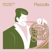 Astor Piazzolla (1921-1992): Piazzolla (180g), LP