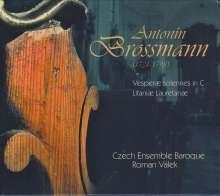 Antonin Brossmann (1731-1798): Vesperae Solennes in C, CD