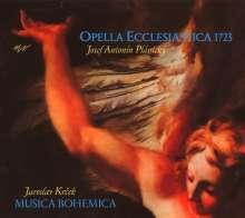 Josef Antonin Planicky (1691-1732): Opella Ecclesiastica (1723), CD